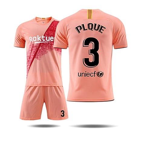 GLJJQMY Camiseta de fútbol de Barcelona para Hombre Camiseta de ...