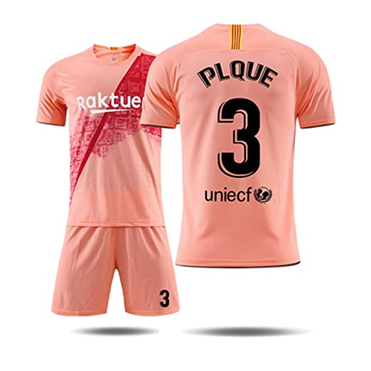 XXHDYR Camiseta de fútbol de Barcelona para Hombre Camiseta ...