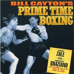 Tony Zale vs. Rocky Graziano