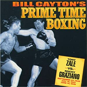 Tony Zale vs. Rocky Graziano Radio/TV Program