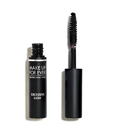 f276a60b7bc Amazon.com : MAKE UP FOR EVER EXCESSIVE LASH Arresting Volume Mascara  deluxe sample - 0.08 oz : Beauty