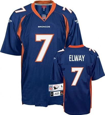 john elway throwback jersey white
