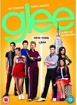 Amazon Com Glee Season 4 Movies Tv