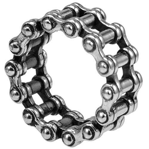 Motorcycle Ring - Jude Jewelers Stainless Steel Motorcycle Biker Ring (9)