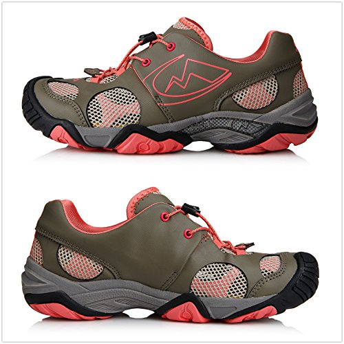 Amphibious Pull Women's 3H022C Seaside Clorts Water On Sneaker Athletic Shoe Water Hiking Drying Quick BxFEaWwqn