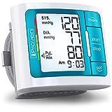 Best Blood Pressure Monitors Wrists - [2019 Model] iProven Blood Pressure Monitor - Large Review