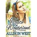 A Taste of Wonderland: An Age-Play Romance