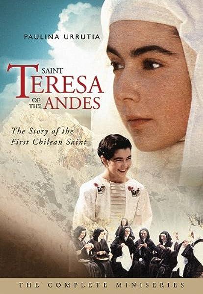 Amazon.com: St. Teresa of the Andes: Pauline Urritia, Vicente Sabatini:  Movies & TV