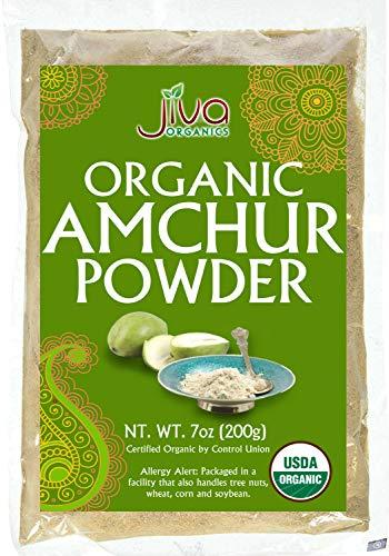The 10 best dried mango powder organic for 2019