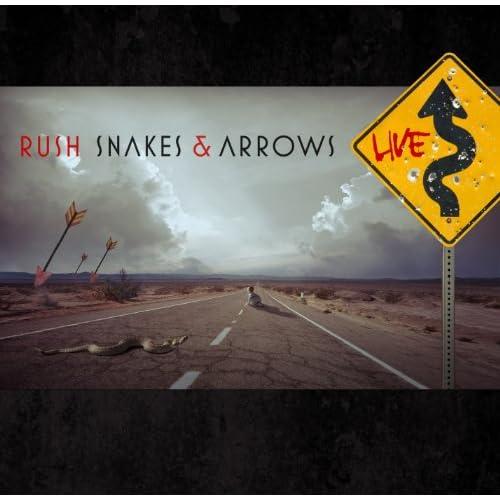 Snakes & Arrows Live