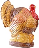 Cheap 17 Inch Thanksgiving Turkey Figure Decor by RAZ Imports: Figurines Decorations for Home, Dining Table, Centerpieces, Mantels