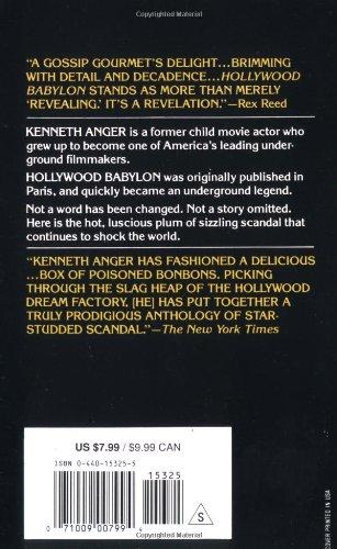 Hollywood Babylon: The Legendary Underground Classic of