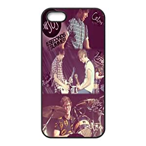 5 Second of Summer-5SOS Band music band for fans protective durable cases For Iphone 4 4S case cover SP84798881