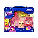 Littlest Pet Shop Pets On the Go Mini Pet Carrier Doggie Spa with Puppy