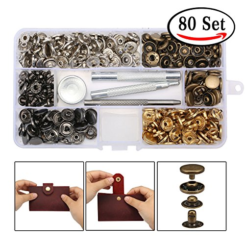 Snap Buttons Fastener - 7
