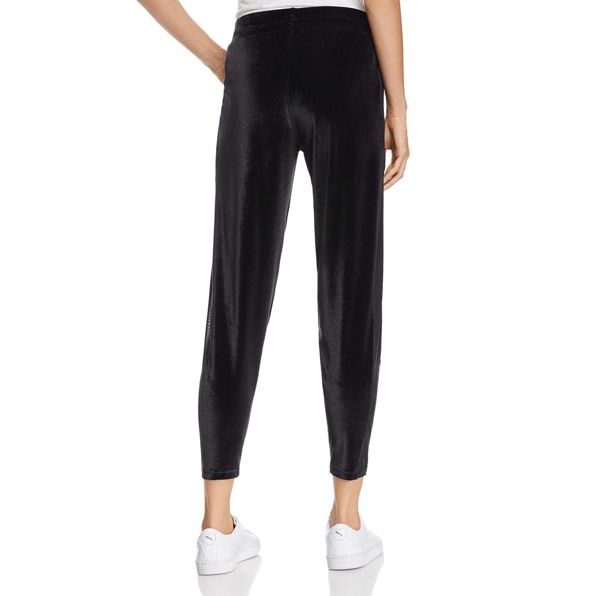 4a4f74cb6459b PUMA Womens Yogini Velvet Pants at Amazon Women's Clothing store: