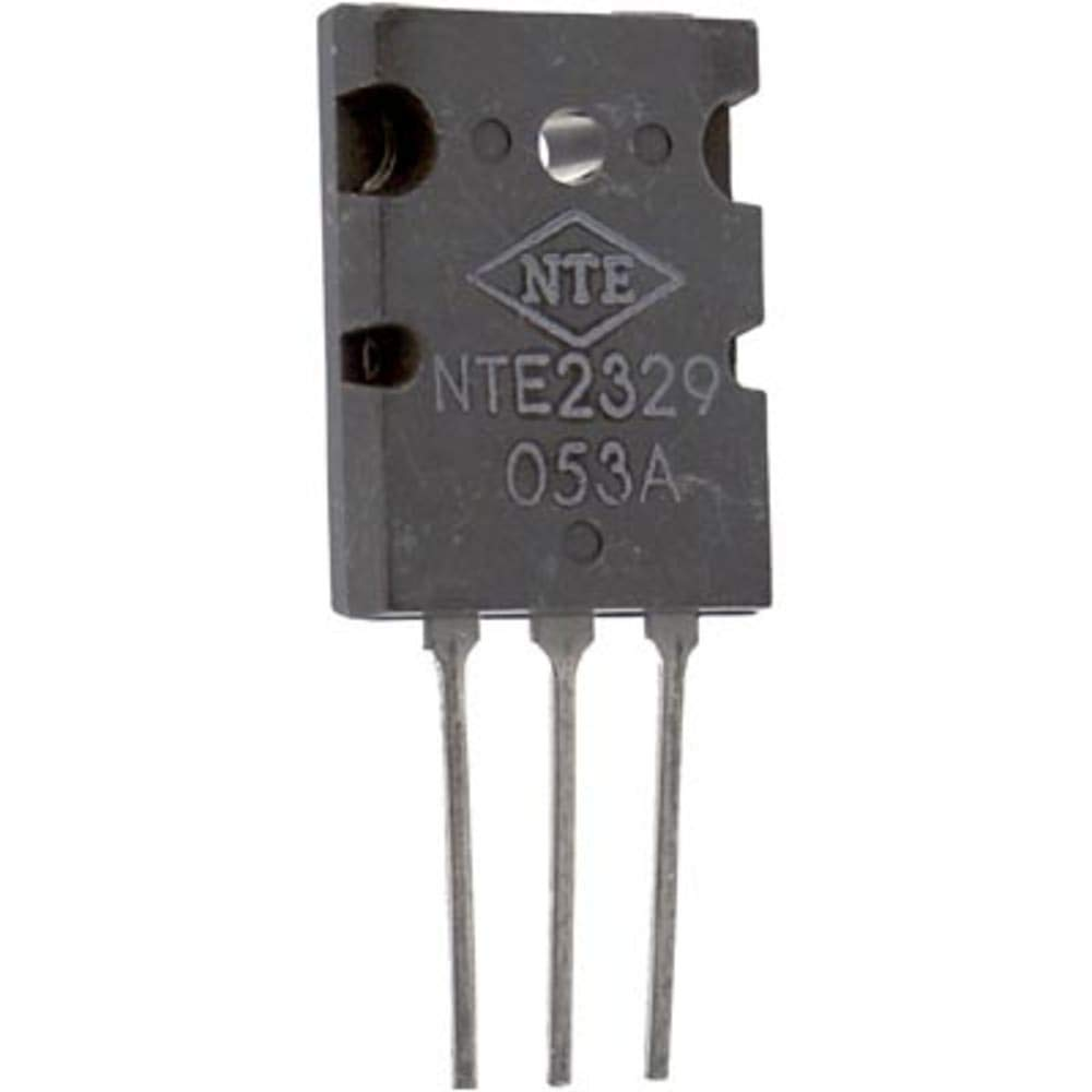 Transistor PNP Silicon 200V IC 15A Audio Power Output COMPLEMENT to NTE2328, Pack of 5