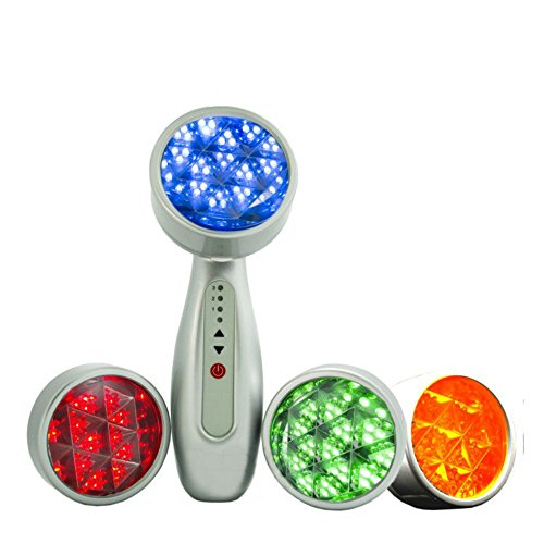 Yellow Led Light For Rosacea