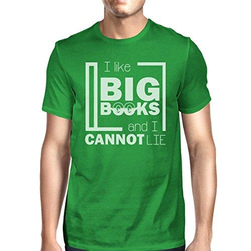 hombre de Printing Talla manga 365 Camiseta corta para 6qqYv1n