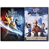 The Last Airbender / Avatar Book 1: Chapters 1-4 LIMITED EDITION 2 DVD Set