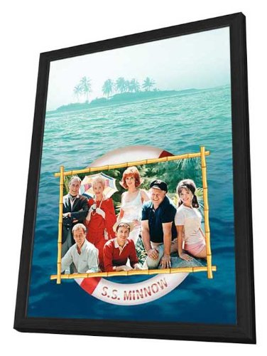 Gilligan's Island Framed Movie Poster
