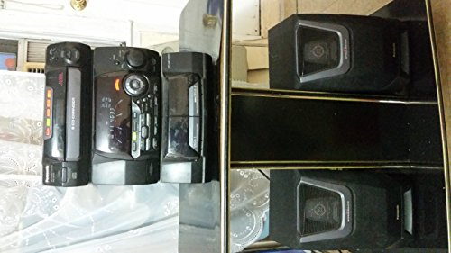 Sharp 240 Watt All In One Hi Fi Audio Stereo Sound System