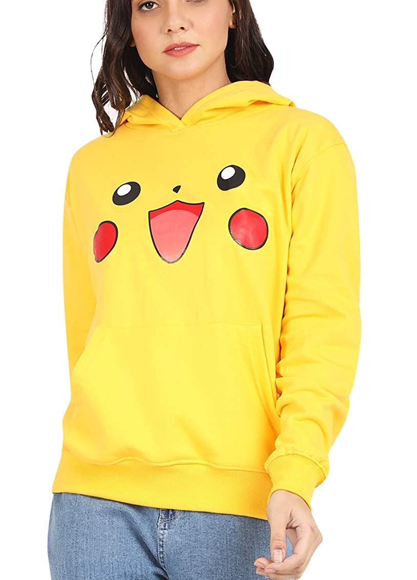 Pokemon Girls Hooded Sweatshirt