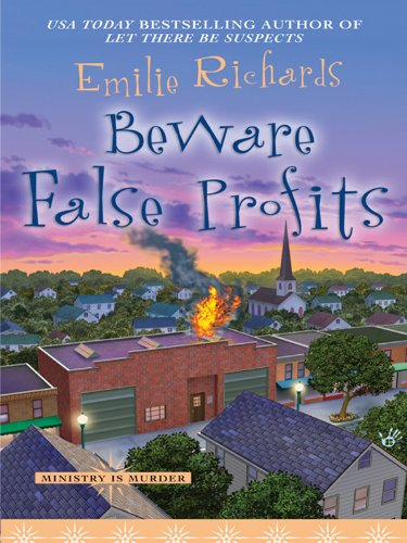 Beware False Profits (Ministry is Murder Book 3)