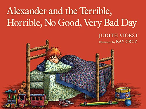 Very Good Books - Alexander and the Terrible, Horrible, No Good, Very Bad Day (Classic Board Books)