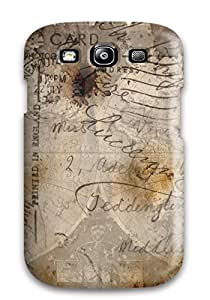 Premium Vintage Back Cover Snap On Case For Galaxy S3