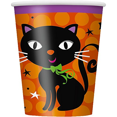 Spooky Boots (9oz Spooky Boots Halloween Party Cups, 8ct)
