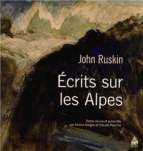 """Afficher """"Écrits sur les Alpes"""""""