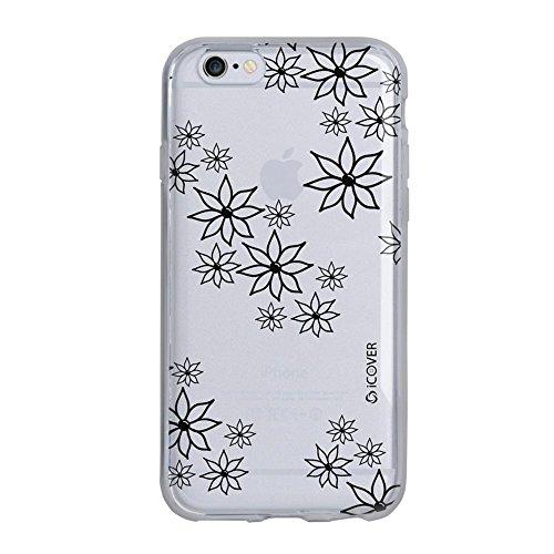 Capa Iphone 6 E 6S My Cover Flores Estrela - ICOVER