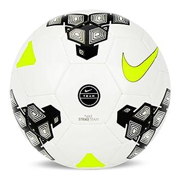 Nike Strike Team balón de fútbol blanco/negro/querube SC2678-107 ...