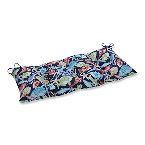 Pillow Perfect Outdoor/Indoor Keyisle Regata Swing/Bench Cushion