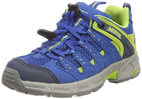 Ozean Junior Low 73 Hiking Rise Respond Kids' Blue Meindl Lemon Unisex Shoes xpZHqwcc4U