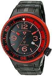 Swiss Legend Watches Neptune Stainless Steel Watch