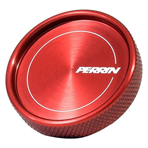 Perrin Performance PSP-ENG-711RD Red Oil Cap(Subaru Brz/Scion Fr-S)