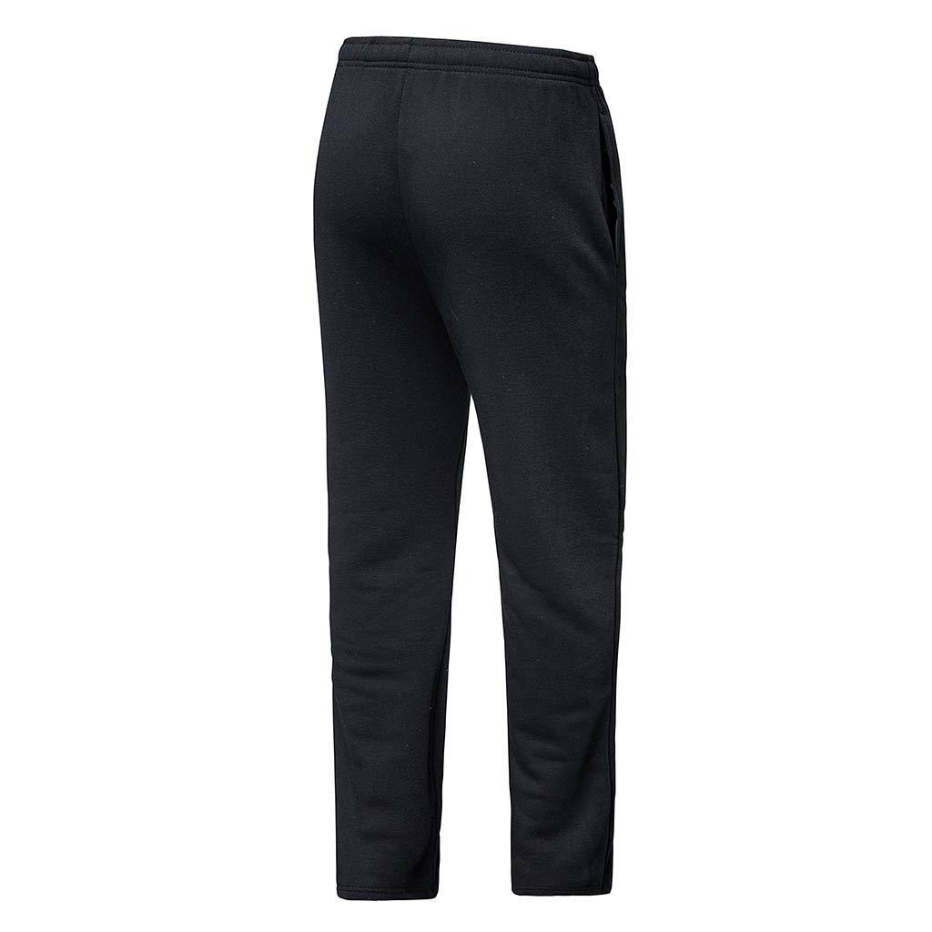 Zoilmxmen Mens Zipper Hoodie Top Bottoms Tracksuit Set Mens Autumn Winter Sweatshirt Top Pants Sets