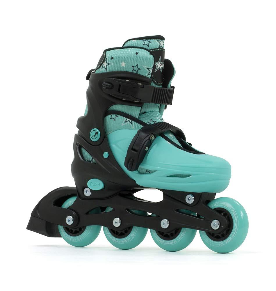 SFR Skates SFR Plasma Adjustable Inline Skates Patines Patinaje Unisex Infantil