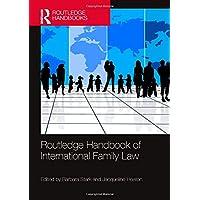 Routledge Handbook of International Family Law