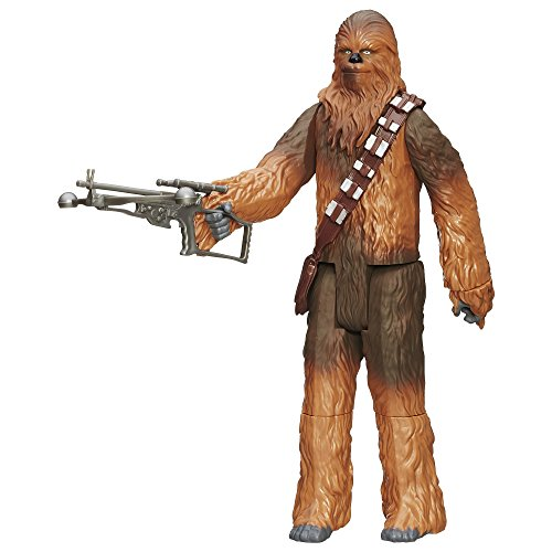 Star Wars The Force Awakens 12-inch Chewbacca (Talking Action Pilot)