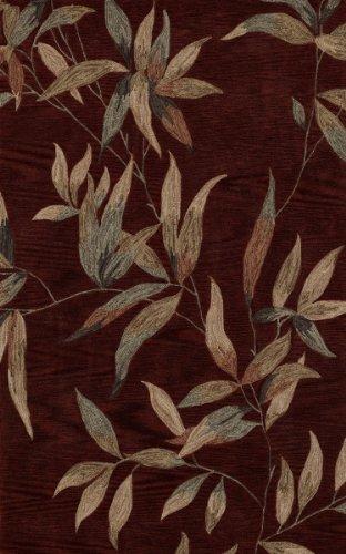 Natural Dalyn (Dalyn Studio Natural Cinnamon, Celer, Sage Folage 5 by 7-Feet 9-Inch Area Rug)