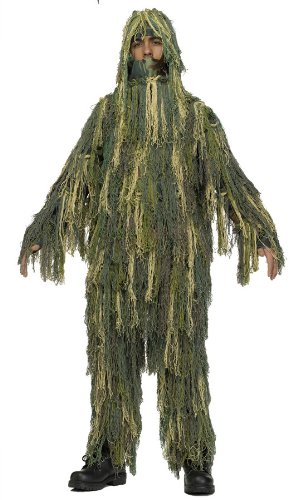 Fun World Ghillie Suit Kids Costume