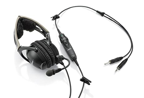 Amazon.com: Bose Aviation Headset X (Portable with Straight Cable): Home Audio & Theater