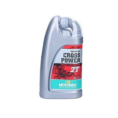 Motorex 102242 Cross Power 2t 100% Syn 1ltr: Automotive