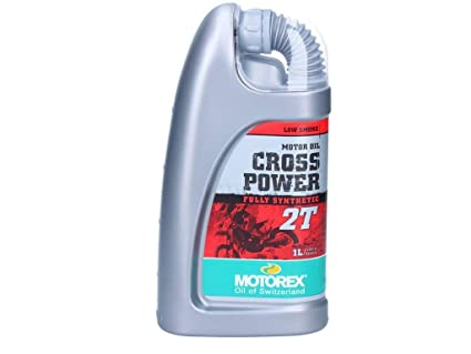 Motorex Aceite Mezcla Cross Power 2t 1l.