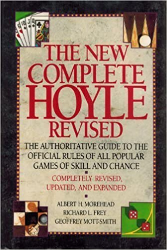 The New Complete Hoyle Revised Edition Albert H Morehead Etc
