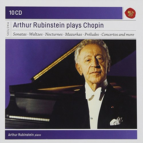 Price comparison product image Arthur Rubinstein plays Chopin