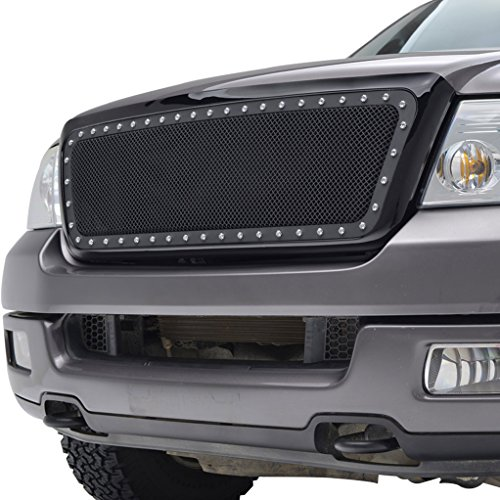 E Autogrilles Stainless Packaged Grille 46 0207